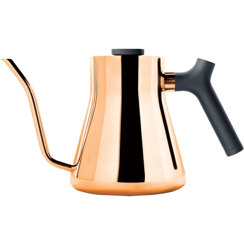 Fellow Stagg Stovetop Pour-Over Kettle - Copper