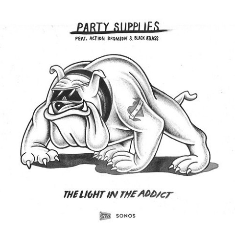 Action Bronson, Party Supplies, Black Atlass, The Light In The Addict