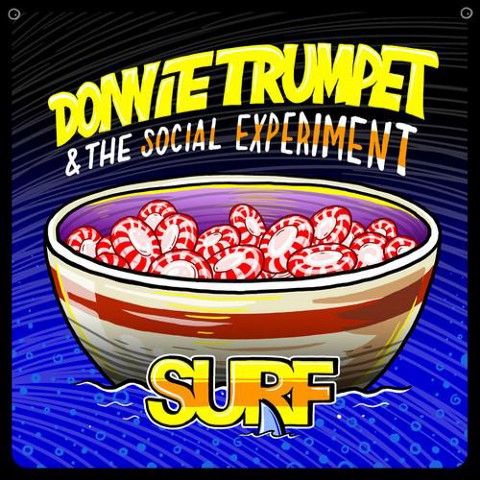 chance the rapper, donnie trumpet, sunday candy