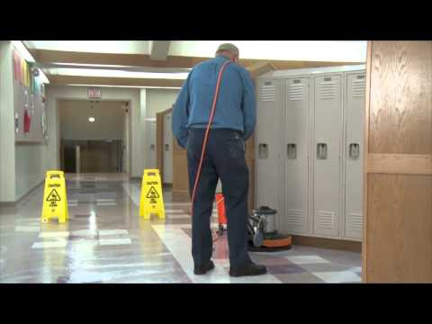 How To Scrub Strip Refinish Tile Floors Floor Stripping Guide In