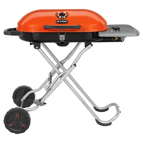 The Stok Gridiron Portable Gas Grill Is Ideal For Grilling On Go Whether You Re Camping Tailgating Headed To A Picnic Or Jobsite