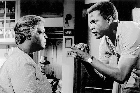 Brief performance analysis 1 sidney poitier in a raisin in the film a raisin in the sun 1961 actor sidney poitier character walter lee younger sciox Images