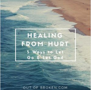 letting go of past hurts in relationships