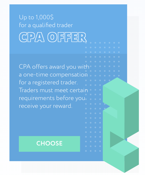 PrimeXBT Rewards Users With First Affiliate CPA Offer