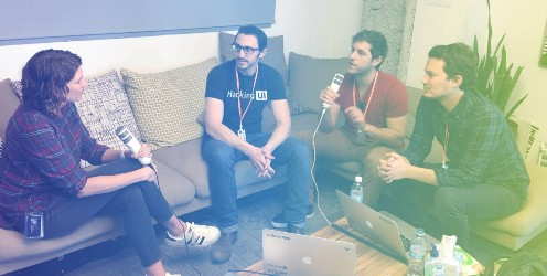The Hacking UI Podcast: interviews with leaders in design, development and entrepreneurship
