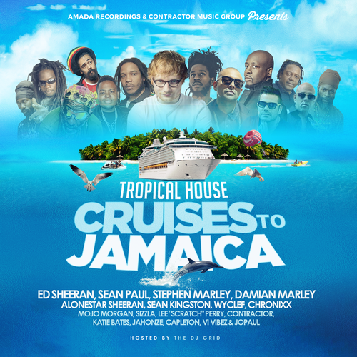 Chart Watch: 'Tropical House Cruises To Jamaica' Comp Hits