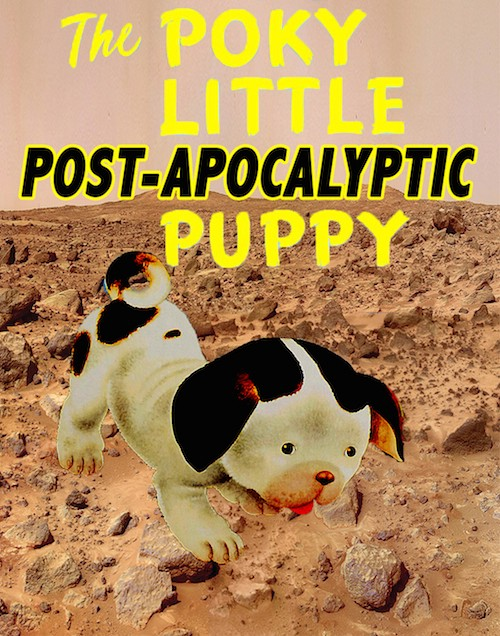 Post-Apocalyptic Puppy