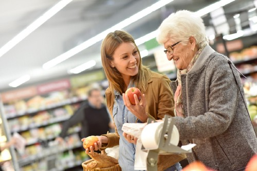 MAKING IT EASIER FOR OUR ELDERS. AND THOSE WHO HELP THEM