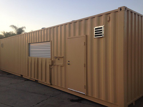 We Will Need Approximately 70u0027 Of Straight Clearance In Front Of The Storage  Unit Plus The Length Of The Container. The Height Clearance Needed Is About  14u0027 ...