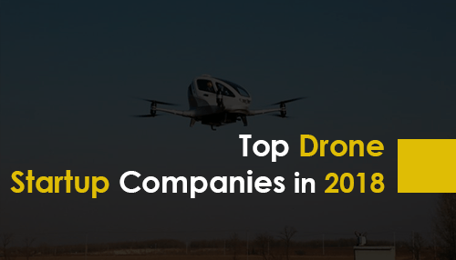 By Growing Interests Of Users In The Drone Technology Have Developed New Fields