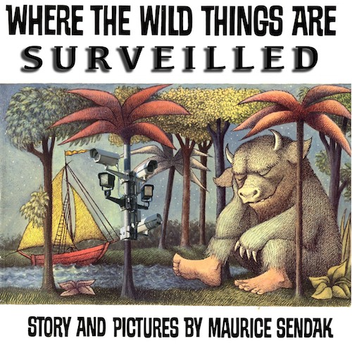 where the wild things are surveilled
