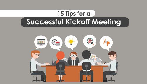 TIPS FOR A SUCCESSFUL KICKOFF MEETING Tycoonstory Medium - Project kickoff meeting presentation