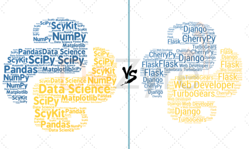 Python for Data Science vs Python for Web Development