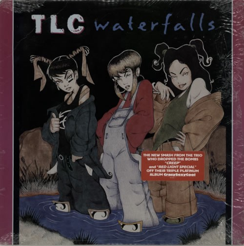 what is waterfalls about tlc