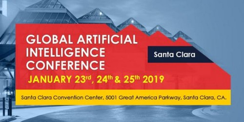 JOIN THE 3rd GLOBAL AI CONFERENCE 2019!