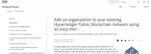 The new and exciting features in Hyperledger Fabric 1.1(-preview)
