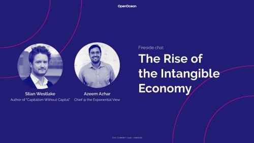 The Rise of the Intangible Economy