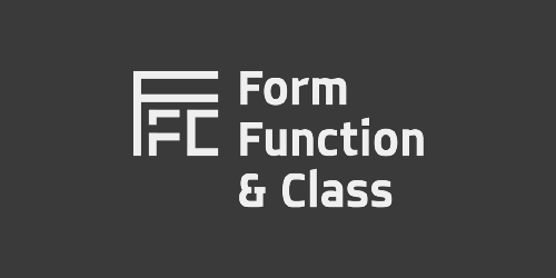 Form Function & Class 9 on August 18, 2018