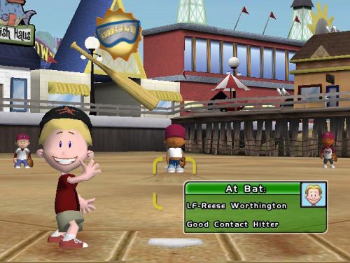 Fast Forward A Few Years When I Bought Backyard Baseball 2005, An Update  For PC That Turned These 2D Characters Into 3D. After Finally Buying The  Game For ...