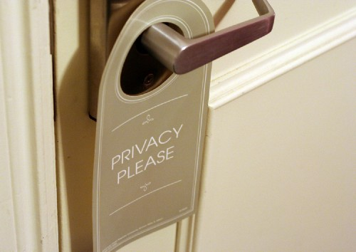 Goodbye Privacy?