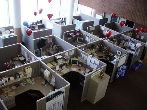 Many People Today Hate Cubicles And See Them As An Outdated Part Of The Office That Confines Traps Employees But History Cubicle Is Quite