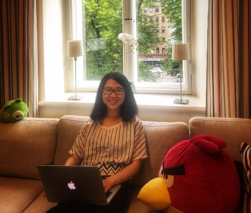 Team news: Yina Ye joins us as an Investment Analyst