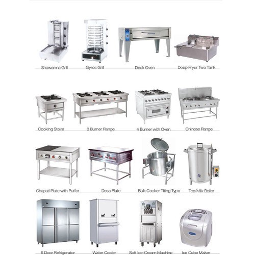 We Are One Of The Largest Manufacturers And Supply Of A Wide Range Commercial  Kitchen Equipments For Hotels, Fast Food And Restaurants.