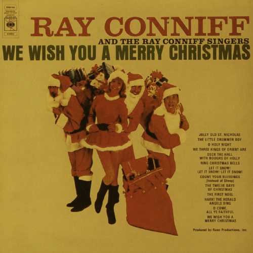 i dream of conniff the magazine on medium medium - Ray Conniff Christmas