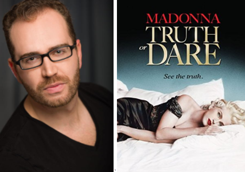 Madonna masturbation truth or dare