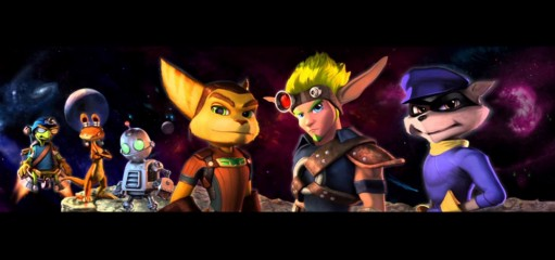 Well, almost all these guys anyway. Sorry Jak and Daxter!