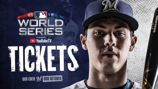 BREWERS ANNOUNCE WORLD SERIES SINGLE-GAME TICKET DETAILS