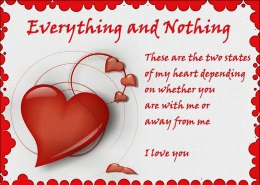 my love for you poems for girlfriend
