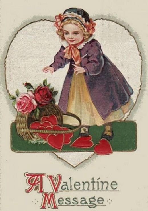 Keepy Blog: How did Valentine's Cards look like in 1950s or in 1890s? Look at the history of the cards for the 14th of February Holiday.