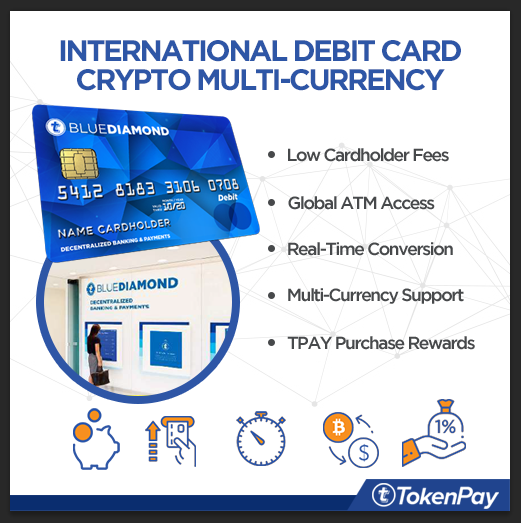 Rapidly growing opportunity for tokenpay in merchant services options and not have to struggle with chargebacks hold and reserve rates and various restrictions imposed by the traditional credit card processors colourmoves