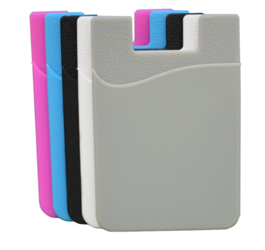 it is used in the various industries for producing various productsnowadays industries are making adhesive silicone credit card holder that is used on the - Best Credit Card Holder