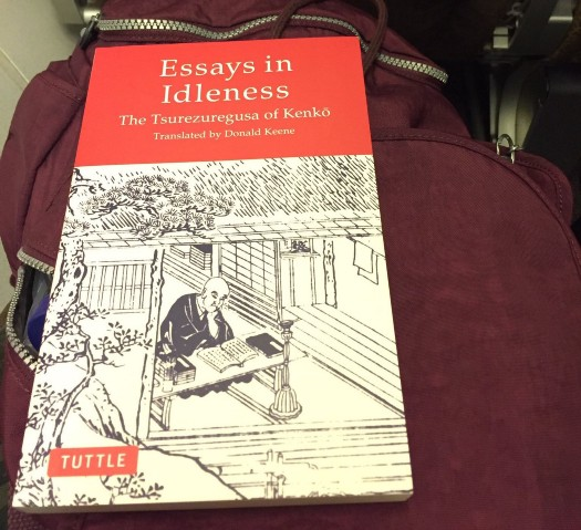 "rizky rahmany medium lately i ve a book of yoshida kenko titled ""essay in idleness"" also known as tsurezuregusa the"