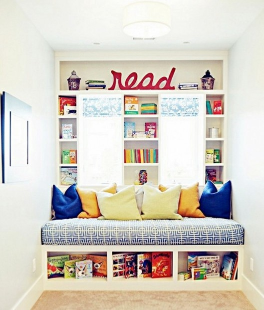 Merveilleux Fanciful Reading Corner Furniture Ideas For Kids, . Added On June 18, 2015  At Furniture Craft And Interior Home Design Ideas