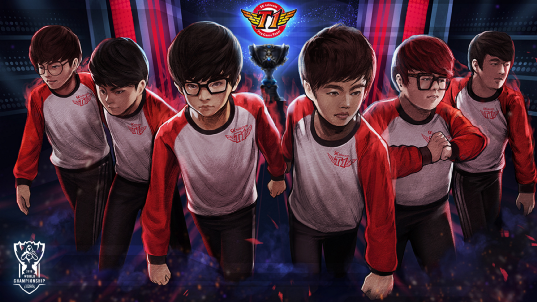 What went wrong for SK Telecom in the grand finals of World Championship Series?