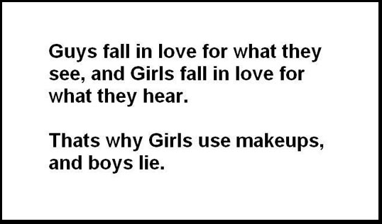 what is love for girls