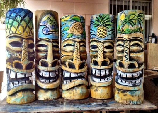 Generally, Tiki Huts Are Open Up Air Buildings That Cover A Club, Or The  Ones That Cover An Umbrella Stand, Terrace Or Gazebo Area.