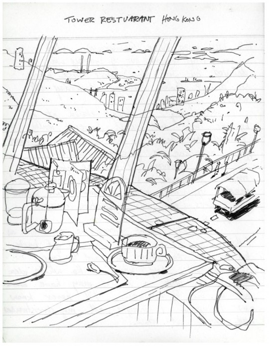 one flew off to cuckoo s nest the coffeelicious medium Nest Humidifier Wiring view from the tower restaurant 1986