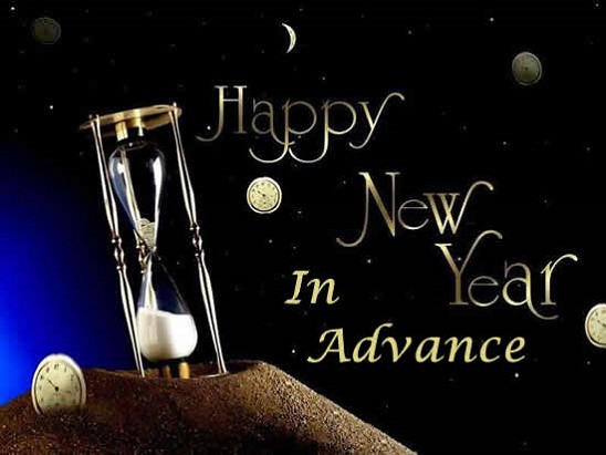year advanced with their respective colleagues in a splendid manner in order to assist you in searching for the best advance new year sms messages