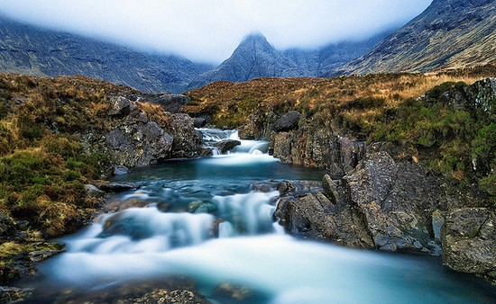 If You Are Backpacking In Scotland Generally Or Planning A Trip To The Isle Of Skye Then I Heartily Recommend That Visit So Called Fairy Pools