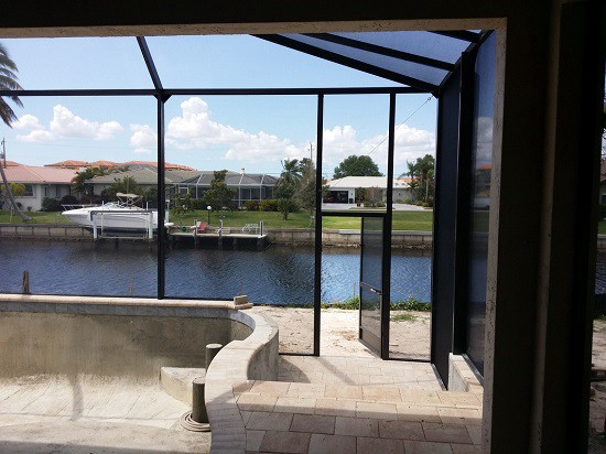 Ultra Screen Has Installed Thousands Of Pool Screen Enclosures In Tampa,  Florida. We Offer Swimming Pool Enclosure, Screened Porch U0026 Screen  Enclosures In ...