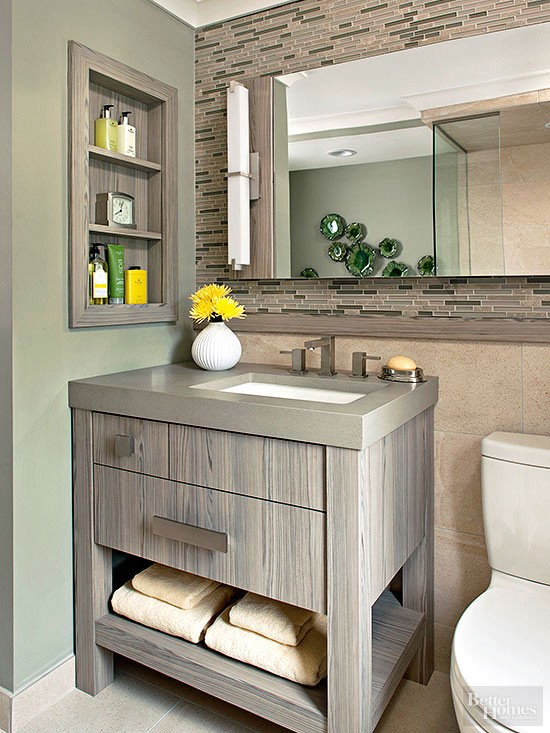 Captivating Bathroom Vanity Ideas For Small Bathrooms Great Home Interior Decoration