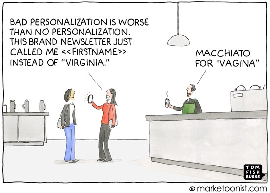 don t personalize design make it situationally relevant