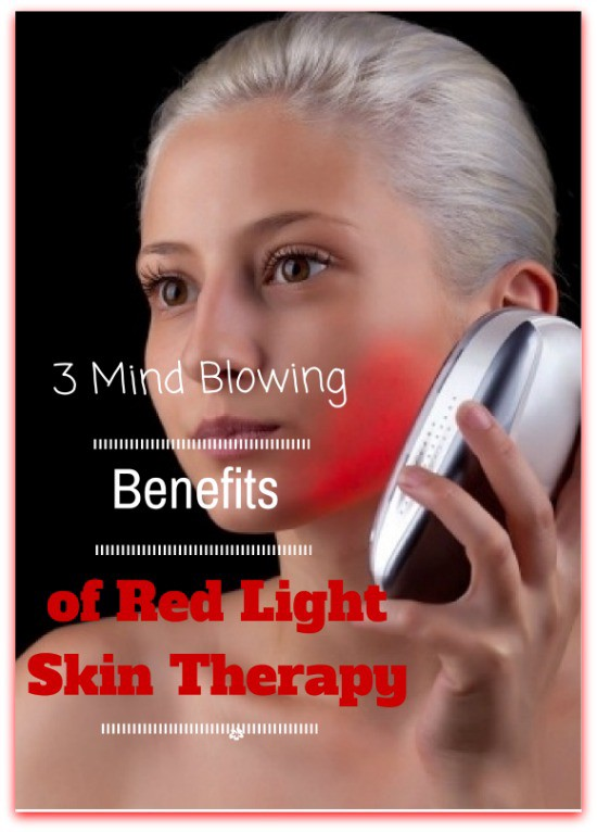 Red Light Skin Therapy: 3 Proven Benefits