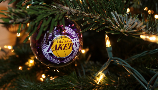 The Top Lakers Christmas Matchups Ranked €� Unprofessionals