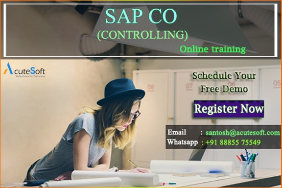 SAP Fico online training – Vamshi Acutesoft – Medium