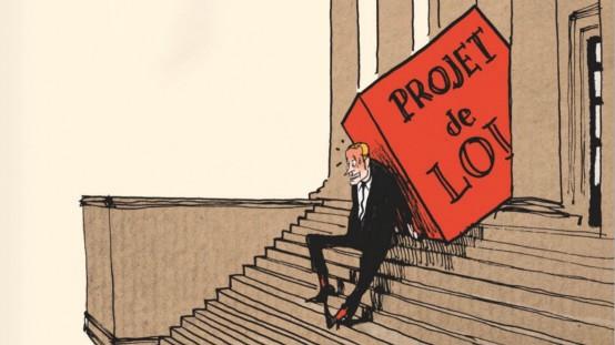 Faire la loi, ou le making-of de la Loi Macron